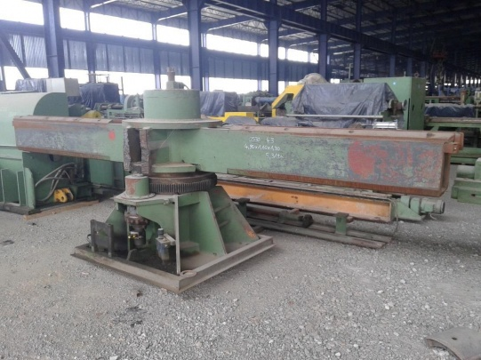 1650MM X 3MM X 15,000 KG SLITTING LINE
