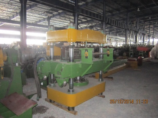 18 STAND TRAPEZOIDAL ROLL FORMING LINE