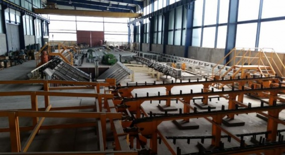 PIPE GALVANIZING PLANT