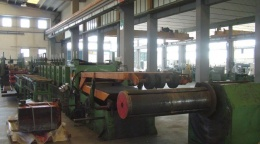 14 STAND ROLL FORMING LINE