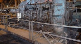 7-ROLL INBOARD BILLET & BLOOM STRAIGHTENER