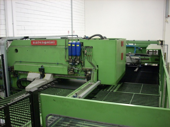 CNC PUNCHING & SHEARING LINE