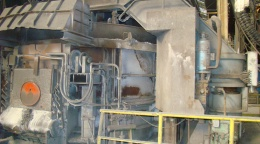 35/40 Ton Electric Arc Furnace