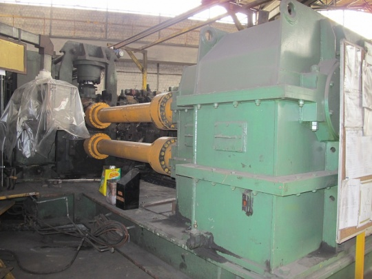 1626mm Spiral Weld Mill Line