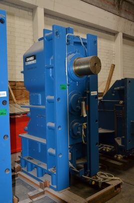 5 STAND 3-ROLL RETAINED MANDREL MILL (FQM)